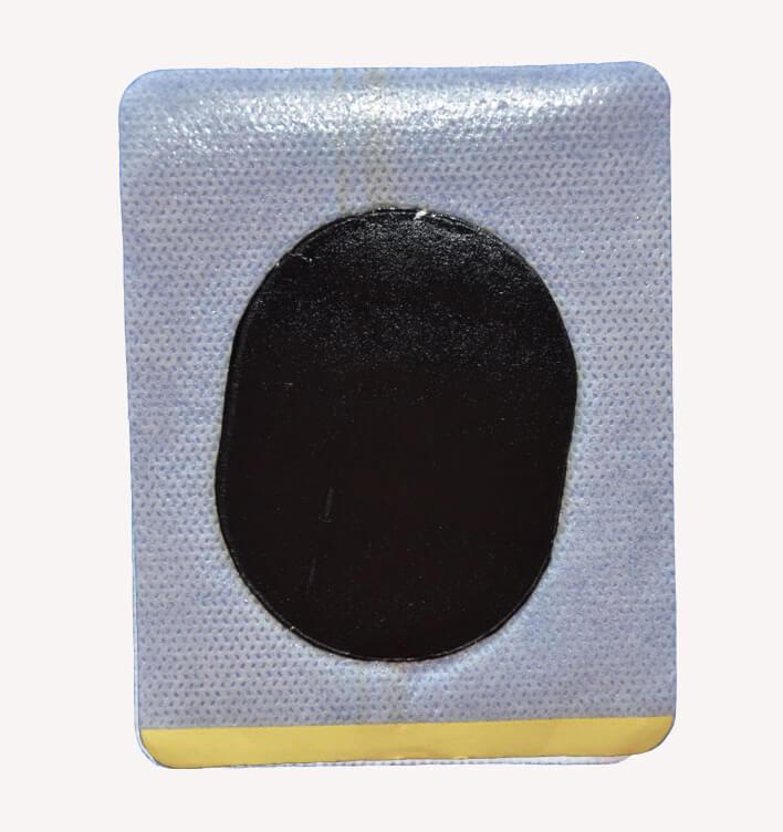 椭圆形黑膏药加工OEM